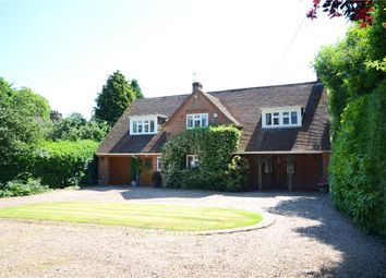 Thumbnail 4 bedroom detached house for sale in Stoke Row Road, Peppard Common, Henley-On-Thames