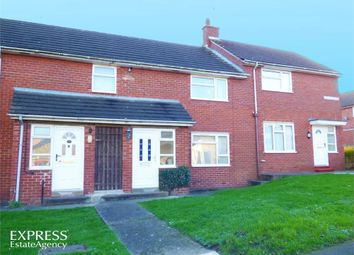 Thumbnail 2 bed terraced house for sale in Second Avenue, Gwersyllt, Wrexham