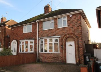 Thumbnail 3 bed semi-detached house to rent in Roydene Crescent, Leicester