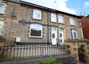 Thumbnail 3 bed terraced house to rent in Islwyn Road, Cross Keys, Newport
