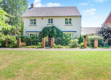 Thumbnail 4 bed detached house for sale in Dempsey Walk, Ifield Green, Crawley