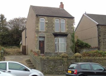 Thumbnail 3 bedroom detached house for sale in Peniel Green Road, Swansea