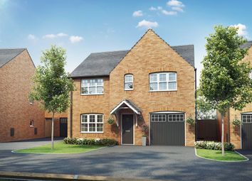 """Thumbnail 5 bed detached house for sale in """"The Winster  """" at Oakington Road, Cottenham, Cambridge"""