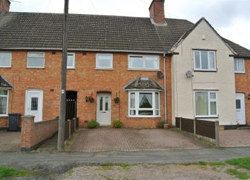 Thumbnail 3 bed town house for sale in Mortimer Way, Leicester
