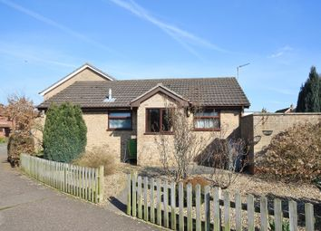 Thumbnail 2 bed bungalow to rent in Weavers Close, Horsham St Faith, Norwich