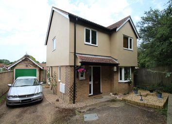 4 bed detached house for sale in Millers Close, Stowmarket IP14