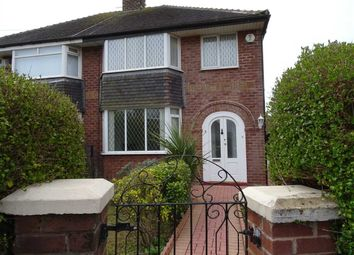 Thumbnail 3 bed property to rent in Ravenswood Avenue, Blackpool