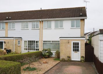 3 bed end terrace house for sale in Ferenberge Close, Farmborough, Bath BA2