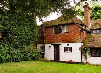 Thumbnail 2 bedroom cottage to rent in Old Martyrs, Crawley