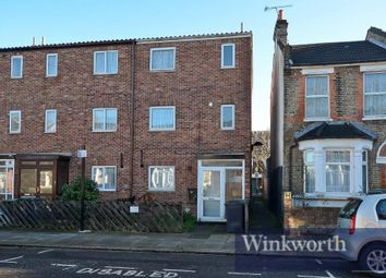 Thumbnail 3 bed flat to rent in Cornwall Road, Harringay