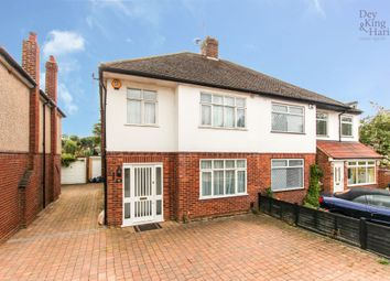 Thumbnail 3 bed semi-detached house for sale in Courtlands Drive, Watford