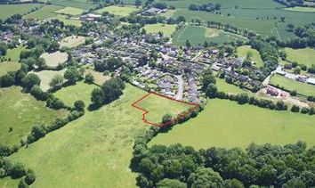 Thumbnail Land for sale in Land Off, Croft Crescent, Leominster, Herefordshire