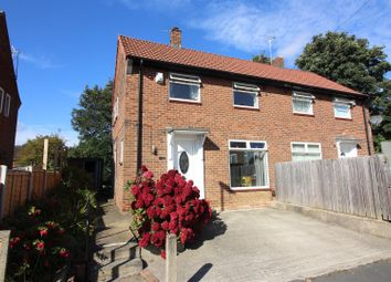 Thumbnail 2 bed semi-detached house for sale in Barncroft Gardens, Seacroft, Leeds