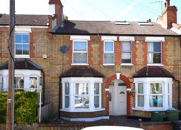 Thumbnail 3 bed terraced house for sale in Salehurst Road, London