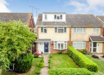Thumbnail 4 bed semi-detached house for sale in Springfield Road, Burnham-On-Crouch