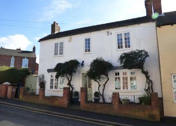 Thumbnail 3 bed semi-detached house for sale in High Street, Newhall, Swadlincote, Derbyshire