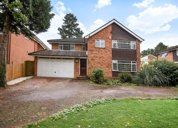 Thumbnail 5 bed detached house for sale in Frithwood Avenue, Northwood