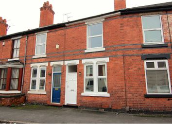 Thumbnail 3 bed terraced house for sale in Cyril Avenue, Nottingham