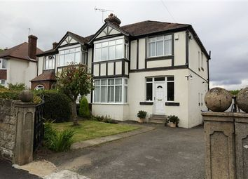 Thumbnail 4 bed semi-detached house for sale in Bents Drive, Ecclesall, Sheffield