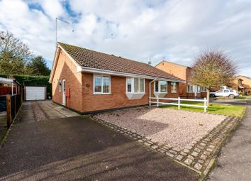 Thumbnail 2 bed semi-detached bungalow for sale in Milne Green, Swineshead, Boston