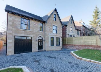 Thumbnail 5 bed detached house for sale in Broomgrove Road, Sheffield