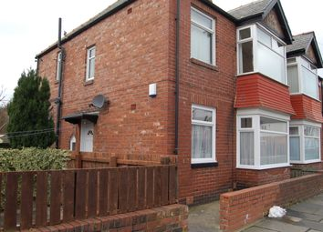 Thumbnail 2 bed flat to rent in Lisle Street, Wallsend