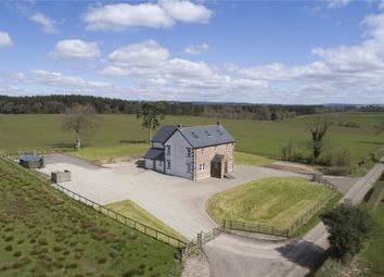 Thumbnail 5 bed detached house for sale in Almonside, Canonbie, Dumfries And Galloway