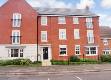 Thumbnail 2 bed flat for sale in Evesham Road, Crabbs Cross, Redditch