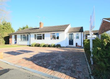 Thumbnail 3 bedroom semi-detached bungalow for sale in Sandringham Road, Maidenhead