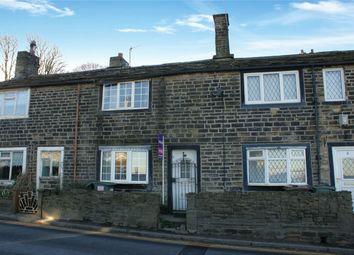 Thumbnail 1 bedroom terraced house for sale in Morningside, Denholme, West Yorkshire