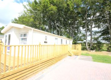 Thumbnail 2 bed property for sale in Willerby, Camelot Holiday Park, Longtown, Carlisle, Cumbria