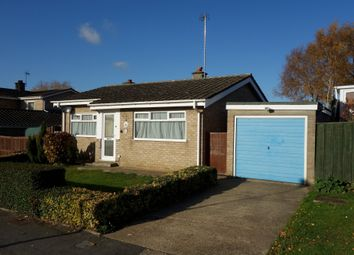 Thumbnail 2 bed detached bungalow for sale in Chichester Road, Halesworth