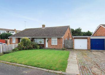 Thumbnail Semi-detached bungalow for sale in Western Avenue, Bridge, Canterbury