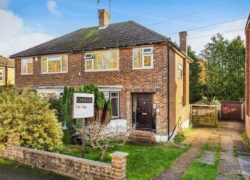 Thumbnail 3 bed semi-detached house for sale in Copsleigh Avenue, Salfords, Redhill