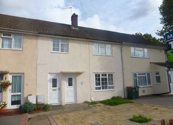 Thumbnail 3 bed terraced house to rent in St. Edmunds Close, Crawley