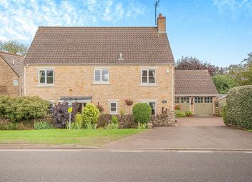 Thumbnail 4 bed detached house for sale in Main Road, Collyweston, Stamford