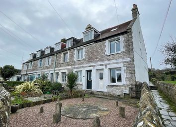 Thumbnail 2 bed end terrace house for sale in Carrants Court, Cowlease, Swanage