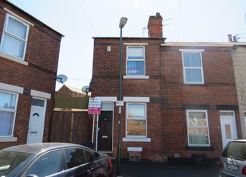 Thumbnail 2 bed end terrace house for sale in Hardstaff Road, Nottingham