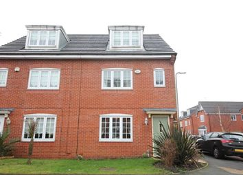 Thumbnail 4 bed semi-detached house for sale in Charnley Drive, Wavertree, Liverpool