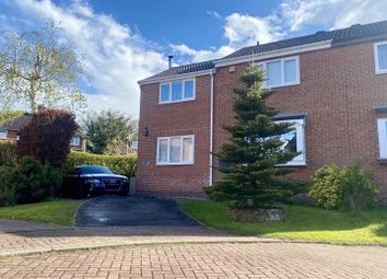 Thumbnail Semi-detached house for sale in Tunstall Way, Walton, Chesterfield