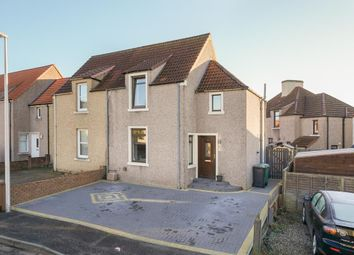 Thumbnail 2 bed town house for sale in Brown Crescent, Methilhill, Leven