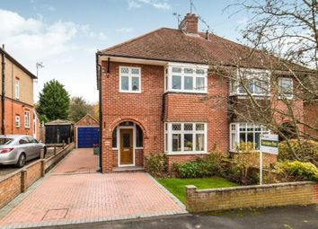 Thumbnail 3 bed semi-detached house for sale in Weybourne, Farnham, Surrey