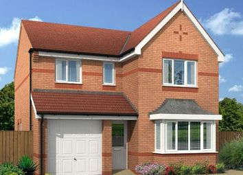Thumbnail 4 bedroom detached house for sale in Roman Meadows, Hackthorn Road, Welton