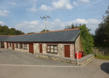 Thumbnail Commercial property to let in Holwood Business Centre, Blunts, Saltash
