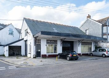 Thumbnail 2 bed property for sale in Central Garage, New Road, Port Isaac