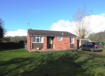 Thumbnail 3 bed bungalow for sale in Yew Tree Bungalow, Bromsberrow, Ledbury, Worcestershire