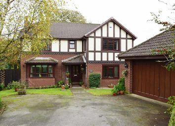 Thumbnail 4 bed detached house for sale in Green Acres Drive, Garstang, Preston