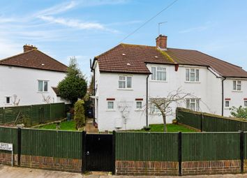 2 bed semi-detached house for sale in Bates Crescent, Waddon, Croydon CR0