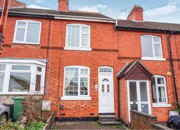 Thumbnail 2 bed terraced house for sale in Pine Road, Glenfield