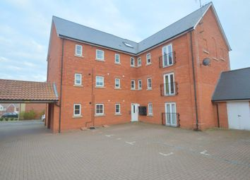 Thumbnail 2 bed flat for sale in Teal Drive, Queens Hill, Norwich
